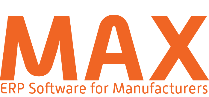 MAX ERP Software for Manufacturers